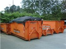 Orange Bins has the right sized waste disposal unit for your job